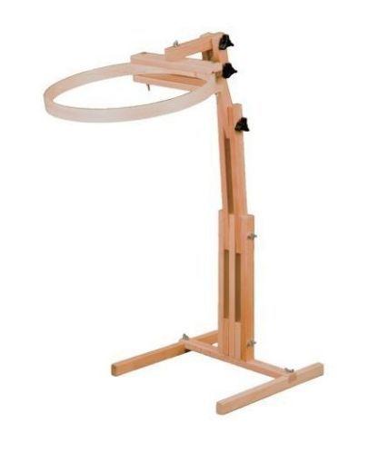57 best QUILT FRAMES & EMBROIDERY HOOPS/ETC images on Pinterest ... : quilt hoop floor stand - Adamdwight.com