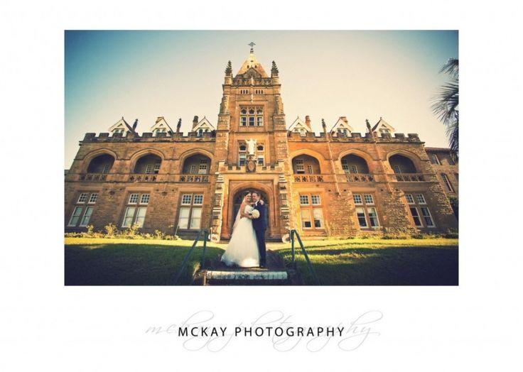 Outside Sacred Heart Monastery - Kensington