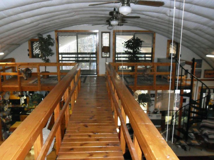 34 best Quonset Hut Homes images on Pinterest | Steel buildings ...