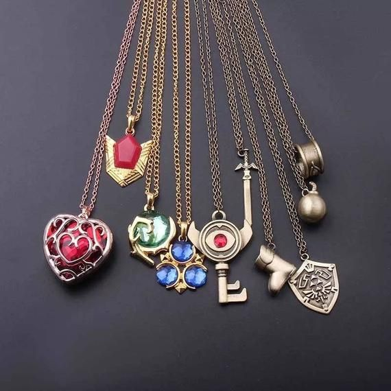 11+ Breath of the wild jewelry information
