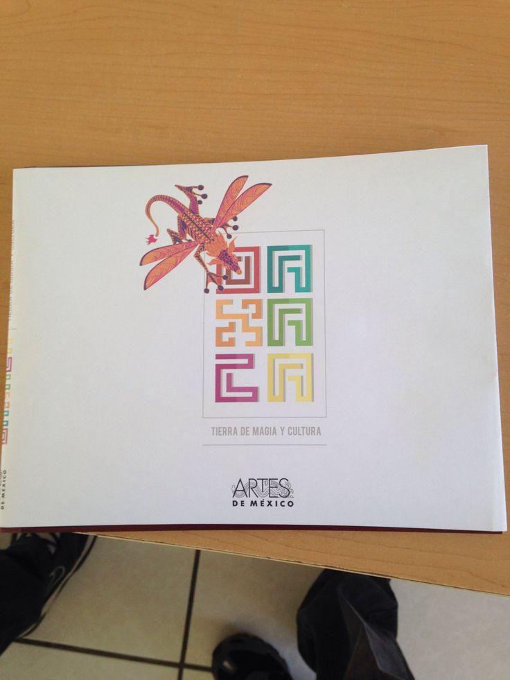 Libro de arte Oaxaca