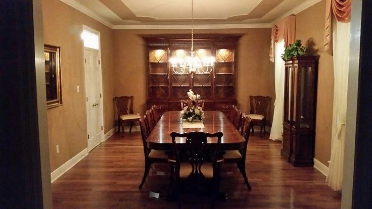 Leo Mediamolle S Theodore Alexander Althorp Dining Room