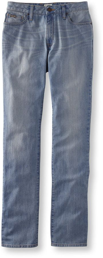 1912 Jeans, Classic Fit Straight-Leg
