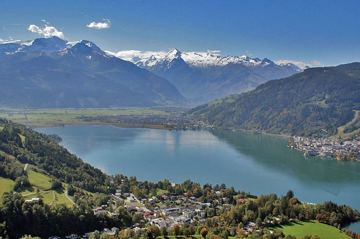 zell am see, austria...perhaps my favorite place in the world