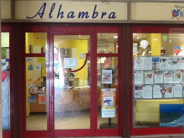 La nostra sede in Via di Novoli 42/b a Firenze Alhambra Viaggi di Promoturismo