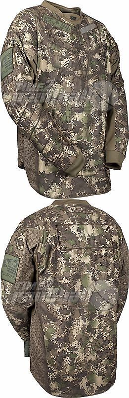Jerseys and Shirts 165939: Planet Eclipse Hde Camo Paintball Jersey - Medium **Free Shipping** -> BUY IT NOW ONLY: $64.95 on eBay!