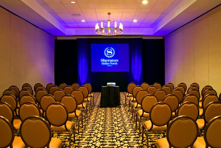 Sheraton Dallas Meeting Rooms