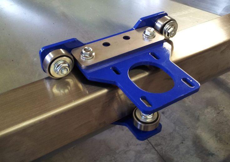 BUILD LOG: 4' x 4' plasma table build in Canada