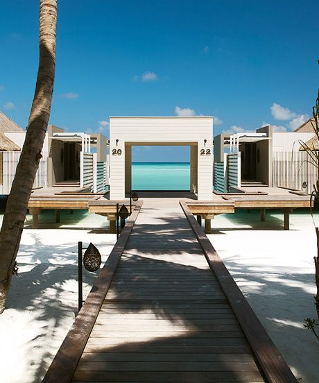 The most incredible new hotels on Earth...can we extend this vacation, please?!