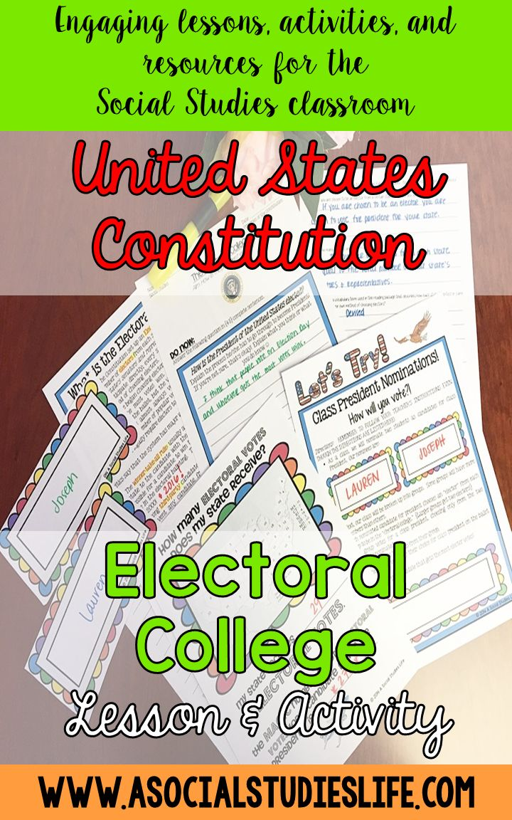 best ideas about the electoral college electoral constitution electoral college