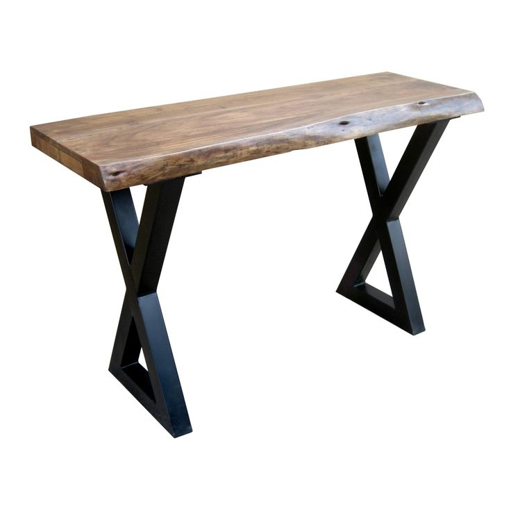 1000 Ideas About Live Edge Table On Pinterest George