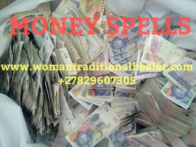 Money spells for lotto, Business, wealth, financial problems and business boosts,Bad debts,payback loans Call +27829607305  www.womantraditionalhealer.com  Nb: No matter where you are our spells can be done and guaranteed to reach you #moneyspells