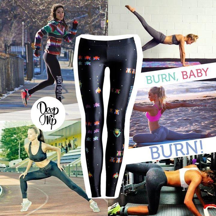 #deeptripstore #deeptrip #gym #workout #burn #leggins