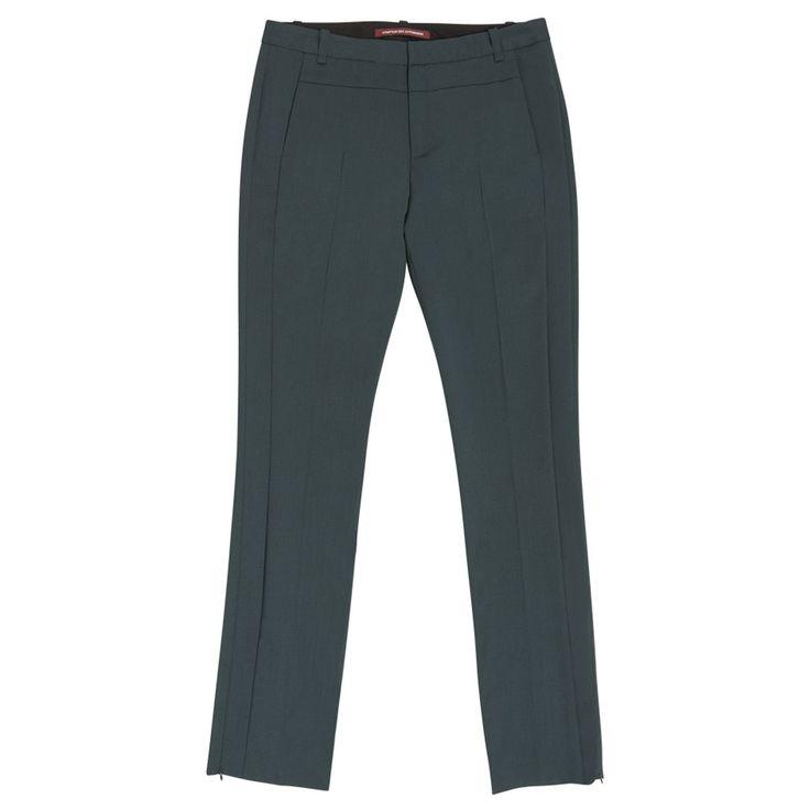 Nollia - Pantalon - vert foncé - Comptoir des Cotonniers - Ref: 944350…