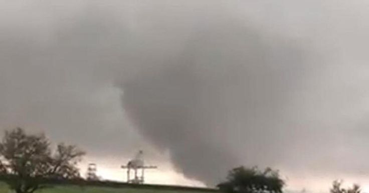 Louisiana is under a state of emergency after a series of tornadoes smashed homes and businesses in the southeastern part of the state. Thousands lost power. Some of the worst damage was in the New Orleans area, including neighborhoods hit hard by Hurricane Katrina. David Begnaud reports.