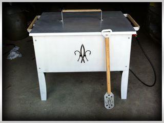 Lifetime Crawfish Boilers - Cajun Craft Outdoor