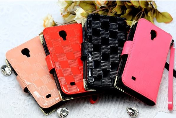 Lumiel Vere Square Diary Wallet Case for Galaxy S4 Active