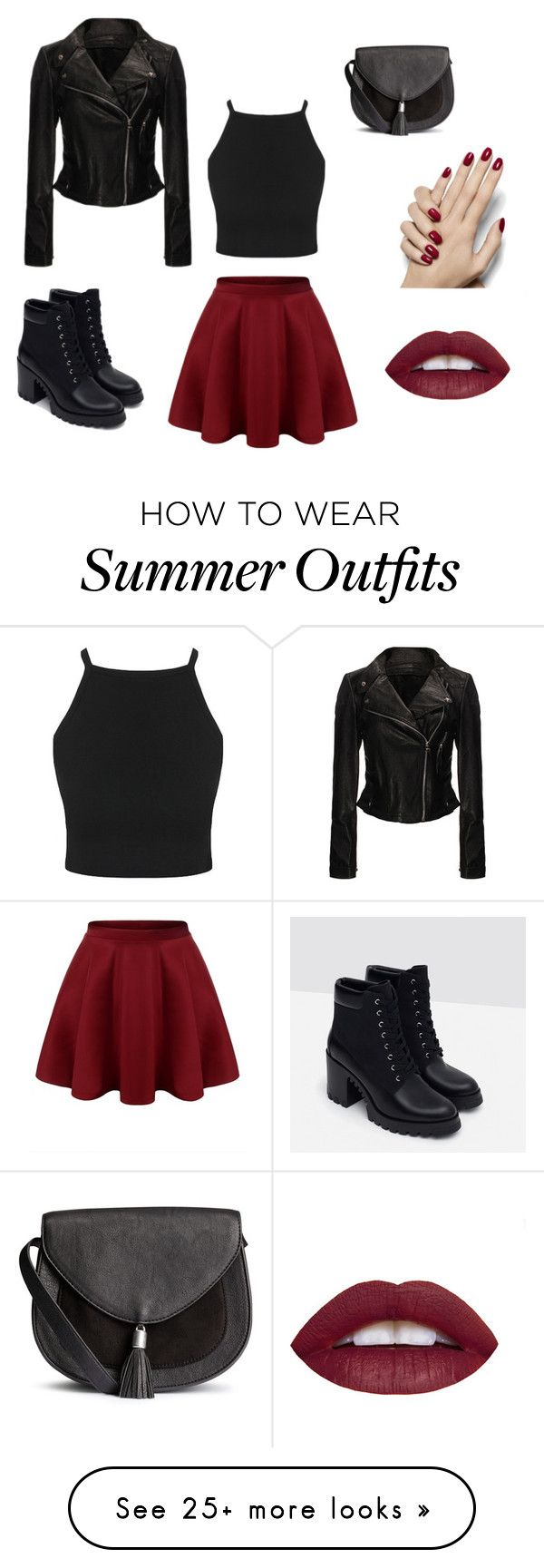 """""""Aria Montgomery"""" by grace1215 on Polyvore featuring Zara, women's clothing, women's fashion, women, female, woman, misses and juniors"""