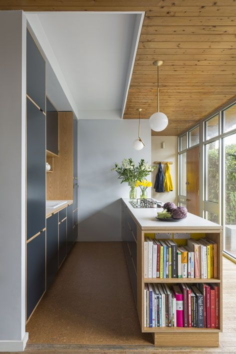 Shepperton Kitchen by Uncommon Projects