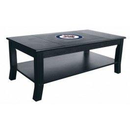 Winnipeg Jets NHL Living Room/Den/Office Coffee Table