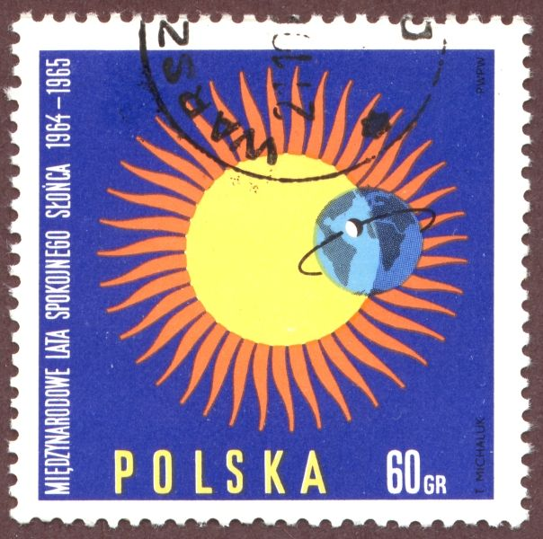gifts from Poland | Space and Astronomy stamps from Poland - Virtual Album