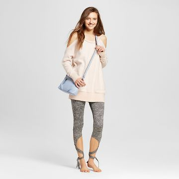 Shop Women's Ballet Tie Legging and Sweater Outfit - Mossimo Supply Co.
