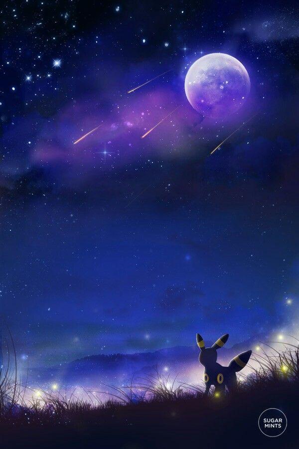Vaporeon Best Nature Moon