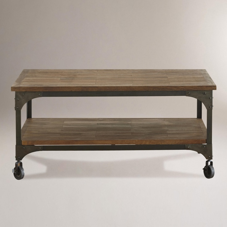 World Market Aiden Coffee Table: 17 Best Images About World Market Industrial On Pinterest
