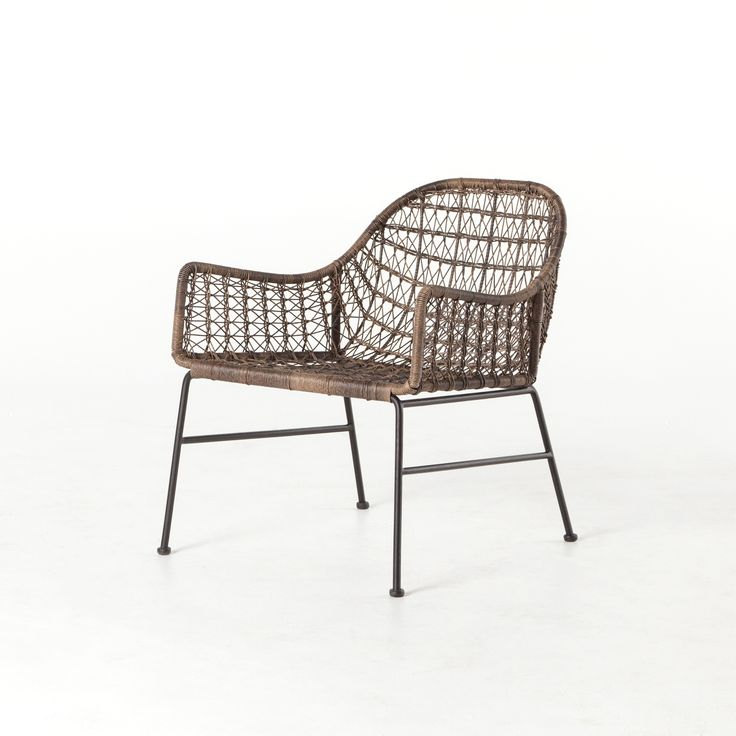 Bandera Outdoor Woven Club Chair Part 68