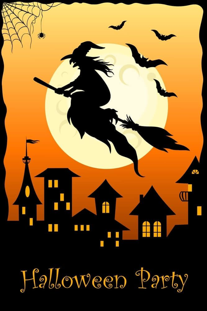 Witch Images For Halloween Free Download Halloween Pictures