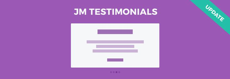Testimonials FREE Joomla module is updated! Check what changed! #FREE #Joomla #module #testimonials