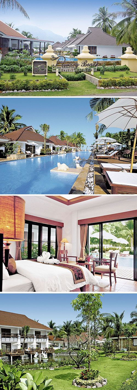 Op een mooie locatie nabij het strand en de badplaats Hua Hin vind je het viersterren The Privacy Beach Resort & Spa. In dit idyllische hotel vind je diverse sportfaciliteiten, een wellnesscentrum en mooi zwembad. Het ultieme vakantiegevoel? De kamers met directe toegang tot het zwembad.