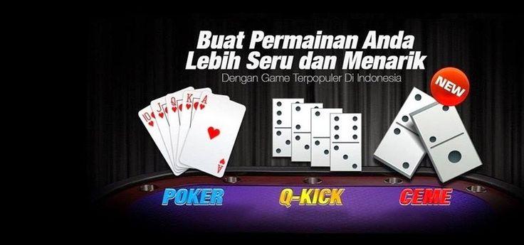 Agent Resmi Taruhan Judi Online Sbobet & Casino Aman Dan Terpercaya: Hadir Dengan POker Baru !! 3 Variasi Game Dalam 1 ...