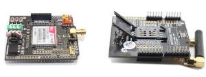 Arduino Shield GSM GPRS tarjeta de expansión EFCom módulo inalámbrico