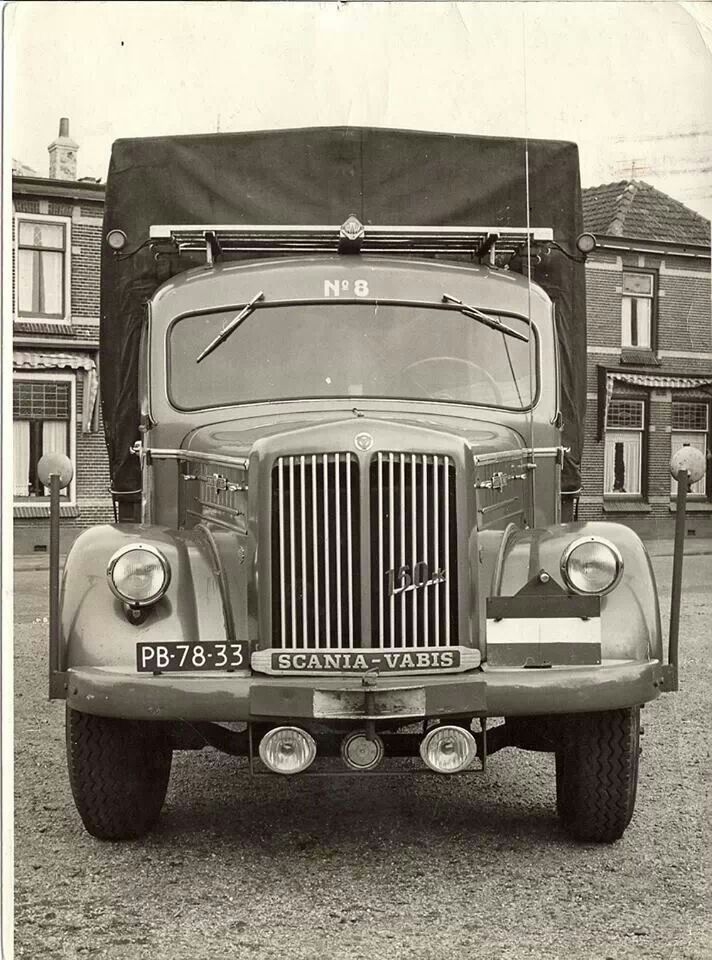 Scania Vabis 1951