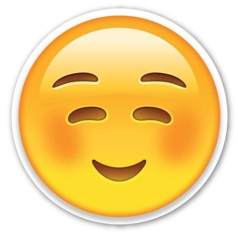 White Smiling Face | EmojiStickers.com: Emojis ️, Happy Face, Emoticones Overlays, Smiling Faces, Overlays Emojis, Emoji Stickers, Emojistickers Com, Emoji Emoticones