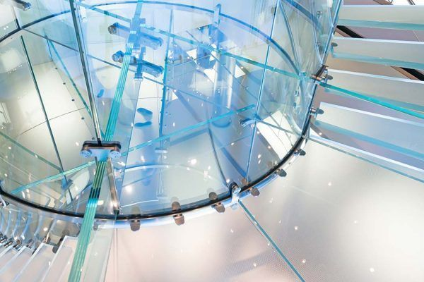 Walk On Glass Panels Create A Dramatic Architectural Feature In Any Project Our Technical Team Can Help To I Walking On Glass Frameless Glass Balustrade Glass