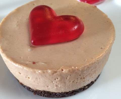 Salted Caramel Chocolate Baileys cheesecake