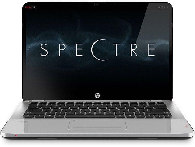HP Envy 14 Spectre on http://www.gearculture.com