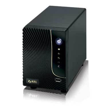 Zyxel NSA 320 NAS Server Serial ATA 300 760559119232 - 70$