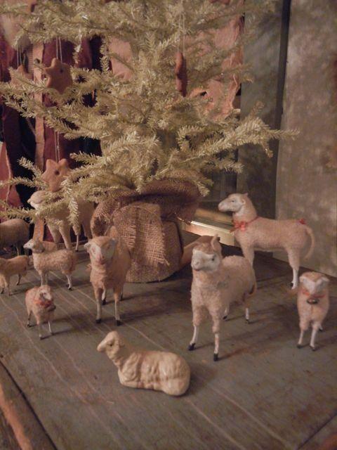 PictureTrail: Online Photo Sharing. Antique sheep.