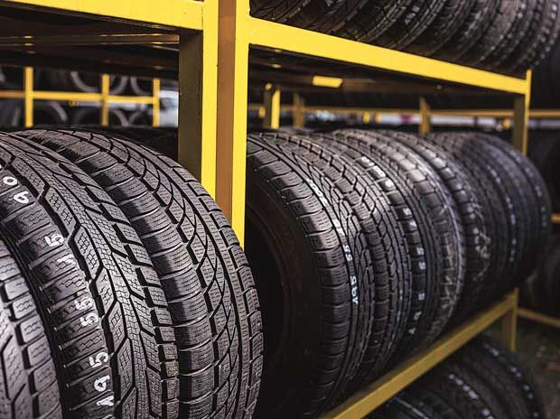 Five tyre firms operated as cartel