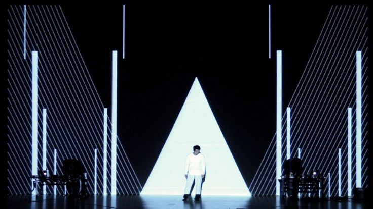 The Doors of Perception //Live Visual Performance Create a new form as dating the elements of perceptions - movement, light and sound - in virtual reality.…