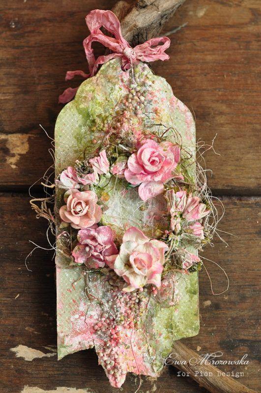 Spring wreath » Pion Design's Blog