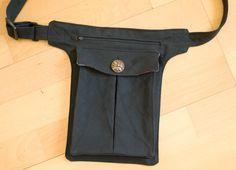 Wilderdbeere: Hüfttasche Version 2 mit Anleitung