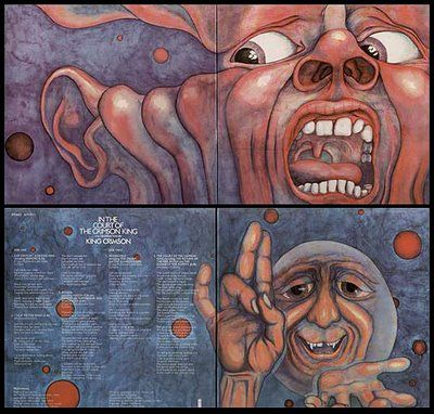 "king crimson's ""the court of the crimson king"" amazing and epic album"
