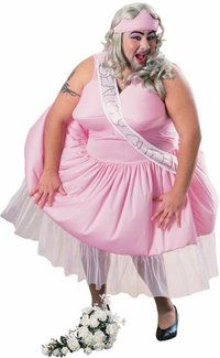 Funny Adult Mens Beauty Drag Queen Costume ...