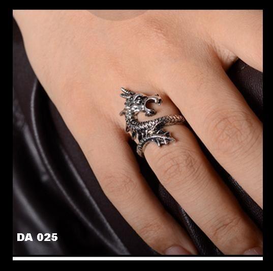 cincin pria - naga DA 025