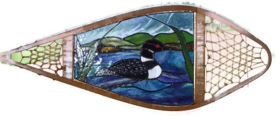 Snowshoe Loon by fireflysg on Etsy, $220.00