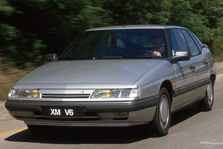 XM V6 1989